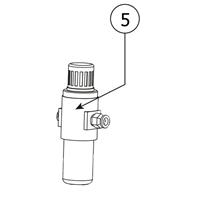 Filtre et manodétendeur Gys pour découpeur plasma monophasé Easycut 40