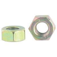 Écrou hexagonal zingué bichromaté H8 DIN 934 16 mm Bossard 1089811