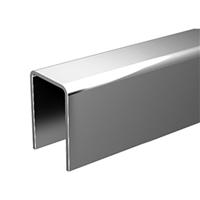 Profil U 25 x 17 acier galvanisé longueur 2 mètres Mantion 1109/200