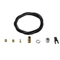 Tube rilsan décompression compresseur V204710 V204705G olives écrou