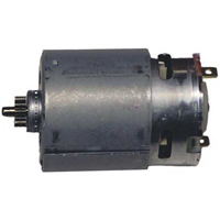 Moteur à courant continu 10.8 V Bosch pour perceuse visseuse GSR 10.8 LI 2.609.199.258