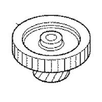 Pignon 12-31 pour cisaille électrique Makita BUM168 226831-1