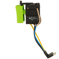 Interrupteur 12V pour perceuse CDD12 Festool 451583