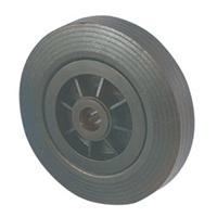 Roue standard moyeu rouleaux diamètre 160 mm 31166 PRODIF-SOMEC 031166