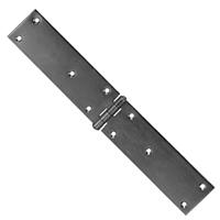Charnière congé carrée percée visser 30 x 200 mm CQFD - acier zingué