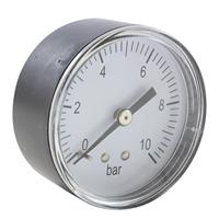 Manomètre diamètre 50 mm pour compresseur V204710 855C Powair 1198M Prodif