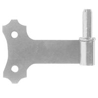 Gond sur tableau Torbel en acier zingué blanc diamètre 14 mm