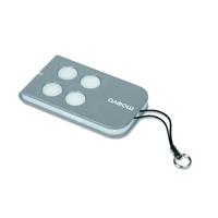 Télécommande émetteur radio MT4G Moovo à 4 touches couleur grise