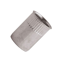 Scell-It Ecrou cranté aveugle TR 90° Inox A2 Ø05-30 : ENR0530