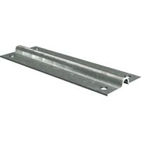Rail à visser Mantion de 20 mm pour portail à roulement au sol longueur 3 mètres ref:20021RV/3