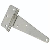 Penture anglaise percée Torbel acier inoxydable 316L - longueur 200 mm