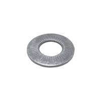 Rondelles contact - serie moyenne - acier zingue - nfe 25511 m5 diamètre extérieur 12 mm épaisseur 1.1 mm Bossard 8026173
