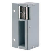 Gâche électrique stationnaire Vachette GE5S serrure applique verticale