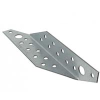 Patte de solivage trapézoïdale droite Simpson Strong-Tie PSTD180/30/1,5