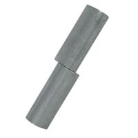 Paumelle à souder Soudaroc bouts plats réglable hauteur 100 mm 40 kg max