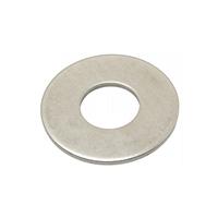 Rondelle plate large type L Inox A4 L NFE 25514 M6 18 mm Acton 645056