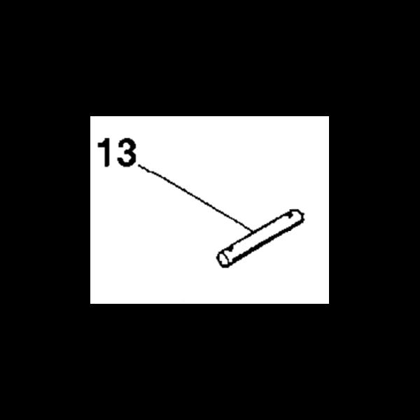 axe pour b tonni re altrad b180 b130 b150 b165 novipro 180 333118. Black Bedroom Furniture Sets. Home Design Ideas