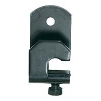 Butée universelle noire pour arrêt de volet hauteur 55 mm - lot de 2