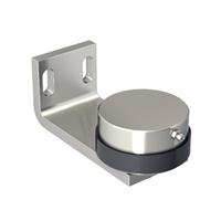 Pivot inférieur réglable à visser portail lourd - 750 Kg D50 mm - Acier
