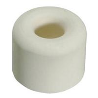 Butoir de porte caoutchouc blanc 31x35mm PRODIF-SOMEC 402570