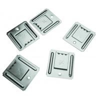 Clip SFT inox A4 pour lambris PVC 30 x 0.5 x 32 mm Simpson-Strong-Tie