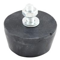 Patin en caoutchouc compresseur V204702G Powair Industrie 15040008
