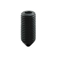 Vis sans tête six pans creux pointeau acier brut DIN914 ISO4027 M8x16 Bossard