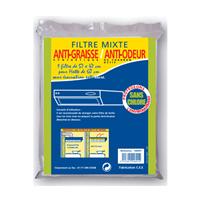 Filtre mixte pour hottes de cuisine -  57 x 47 cm - Autogyre