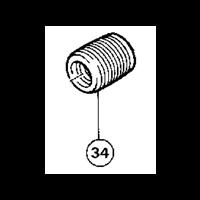 Poulie 30-25 pour ponceuse à bande 9031 MAKITA(222130-9)