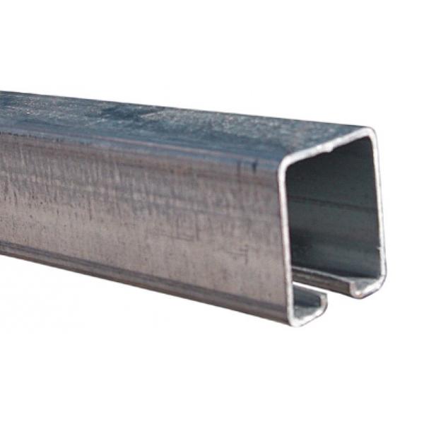 rail acier galvanis porte 35 30 longueur 2 m tres mantion 3530 200. Black Bedroom Furniture Sets. Home Design Ideas