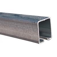 Rail acier galvanisé porte 35/30 Longueur 6 mètres Mantion 3530/600