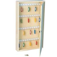 Armoire à clé murale fermeture à barillet Decayeux pour 50 clés