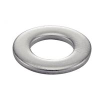 Rondelle plate découpée DIN 125 A Inox A4 diamètre 10 mm Acton 6450810
