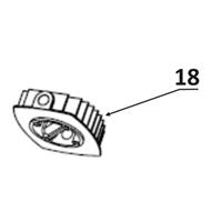 Culasse pour compresseur Lacmé MaxAir 20/50 460.600 25 160 117