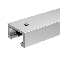 Rail MINITUB aluminium section 16x9mm longueur 1.5m : Mantion 1609/150