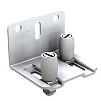 Guide de bas simple acier réglable : Mantion 1128A 3660720045070