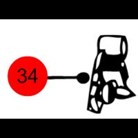 Paire de balais pour Spit AGS 125 AV et Spit SAG 125 E 654070
