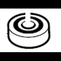 MAKITA Roulement à billes pour ponceuse excentrique bo6040 211131-2
