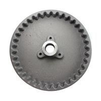 Secteur de basculement complet pour bétonnière 350 Altrad 163037K