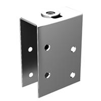 Chape réglable panneaux 25 à 35 mm d'épaisseur vis m10 : Mantion 0031