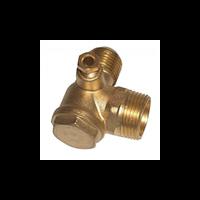 Clapet anti-retour 1/2 M pour compresseur VT 25/150 Lacmé 25330138