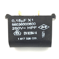 Filtre d'antiparasitage : Bosch 1617328025