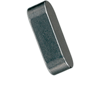 Clavette parallele bout arrondi 6 x 6 x 32 mm Bossard 1318004