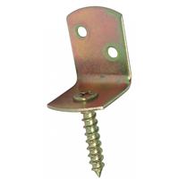 Connecteur de palissade acier bichromaté Simpson Strong-Tie CP/B