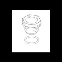 Bouchon d'huile avec joint pour le nettoyeur Kränzle 1150T 43437