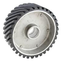 Roue caoutchouc moteur pour ponceuse à bande Promac 335E 335C PM 335243