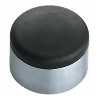 Butée de béquille Vachette 4126 argent avec amortisseur diamètre 41 mm
