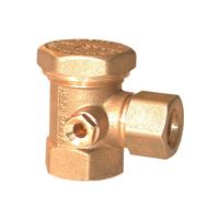 Clapet anti retour 3/4 tuyau 12 x 14 compresseurs Lacmé 192106