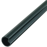 Tringle aluminium rainurée espagnolette – Torbel – 1570mm diamètre 14mm