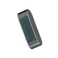 Clavette parallèle bouts arrondis Acier C45K 2 x 2 x 40 mm x100